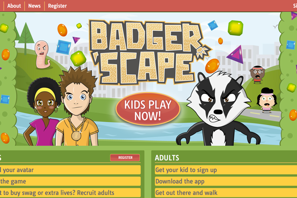 Badgerscape iOS, API Development